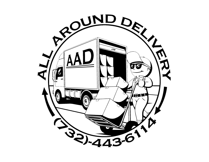 company logo of all around delivery